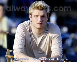 Nick Carter , Backstree t Boys