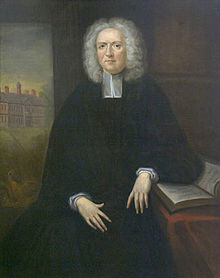 Rev James Blair