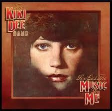 Image:  Kiki Dee Band Album Cover
