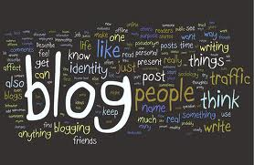 Image:  Blog Cloud