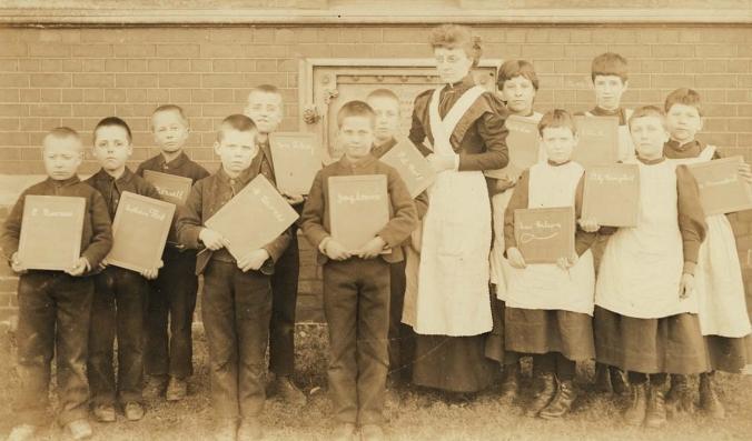 Miss Stewart's Class of 1895