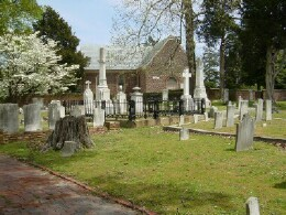 Blandford Church