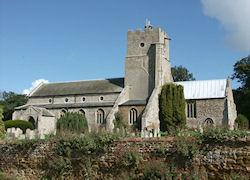 St. Mary's Church, Heacham, England