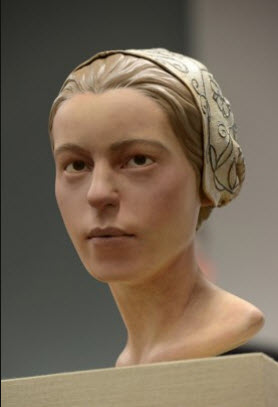 Jane--Jamestown Victim of Cannibalism