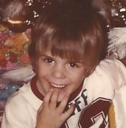 Jeff - Christmas 1973