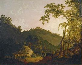 Cottage_in_Needwood_Forest_by_Joseph_Wright_1790
