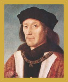 King Henry VII (1457-1509)