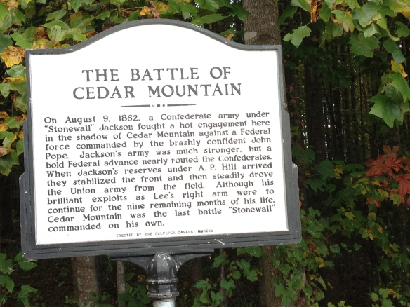 Culpeper-10-3-2013 Cedar Mountain5