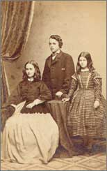 Hawthorne's 3 Children