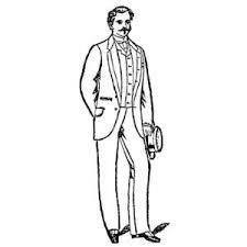 gentleman attire 1886