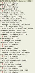 Irish Ancestry 1