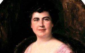 First Lady - Edith Bolling Wilson