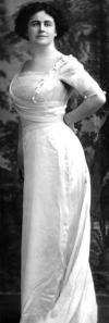 Gown-Edith Bolling Galt Wilson