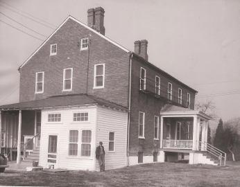 Alms House