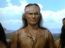 Jeff Chandler as Cochise