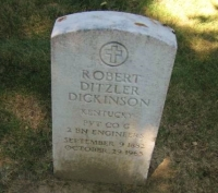 Robert Ditzler Dickinson Sr