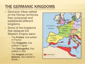 Germanic Kingdoms