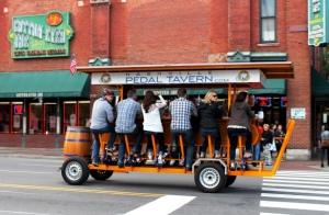 nashville pedal tavern