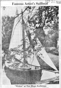 The Widge Sailboat