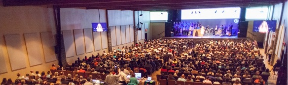 Easter 2015 Chesapeake Church Attendance