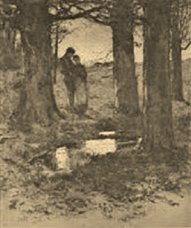 An Evening Walk 1886