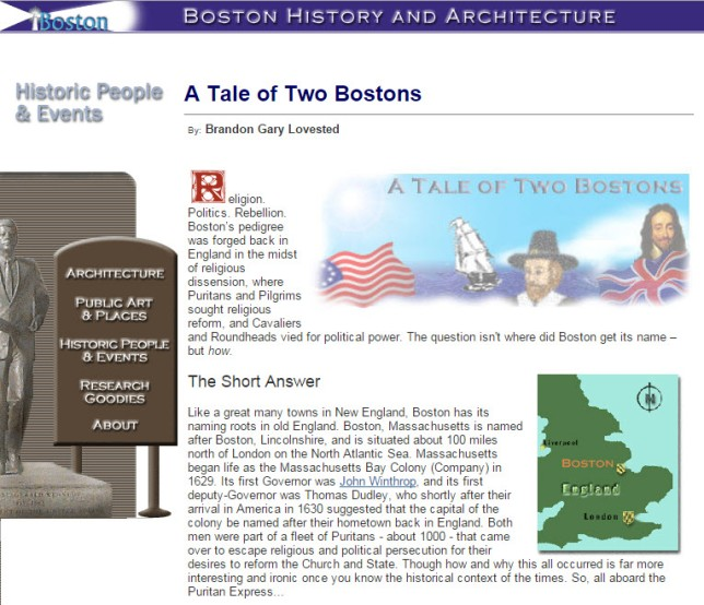 iBoston Article
