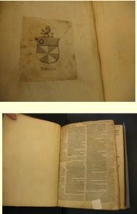 John Rolfe Family Bible