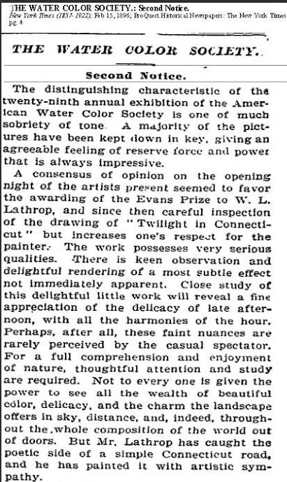 New York Times 15 Feb 1896