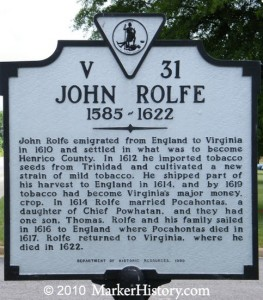 Rolfe Historic Marker