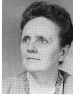 Mary Louise Tredinnick