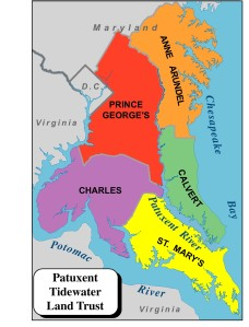 Maryland Tidewater Region
