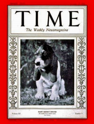 National Dog Day 8-26-1928 Time Mag