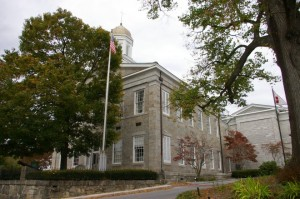 Howard County Court House Ellicott City MD