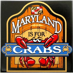 Maryland is for crabs