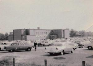 Mount Calvary School before 1961
