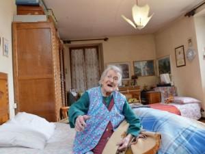 116 Year Old Italian Woman