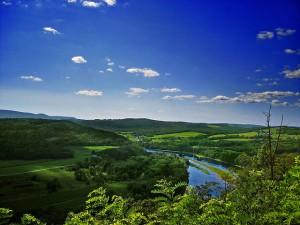 Susquehanna River from Wyalusing Rocks