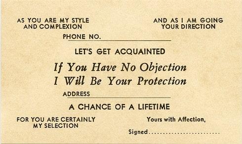 Acquaintenance Card15