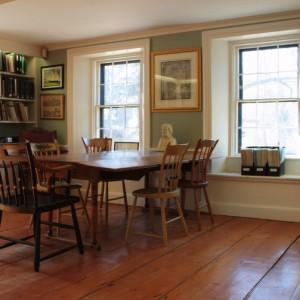 Lothrop Room - Sturgis Library