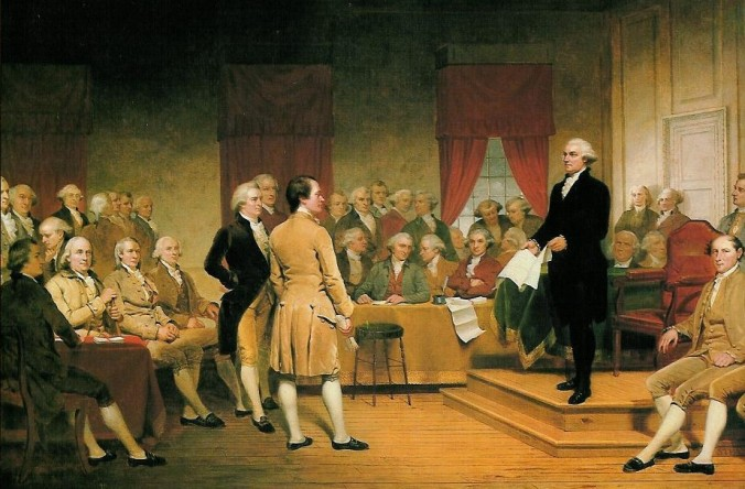 George Washington Is Elected President of and Presides Over the Federal Convention of 1787 in Philadelphia (now referred to as the Constitutional Convention)