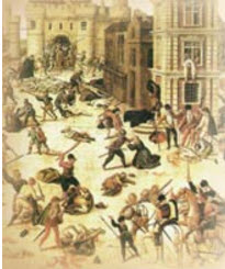 huguenots driven out of france