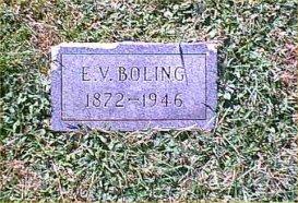 Edward Vincent Bud Boling