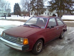 1985 Ford Escort (Johnnys)