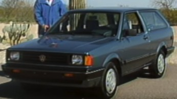 1988 Volkswagon Fox Stationwagon